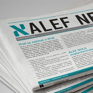 Newspaper ALEF NULA